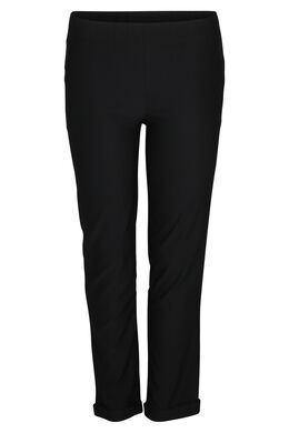 Pantalon stretch, Noir