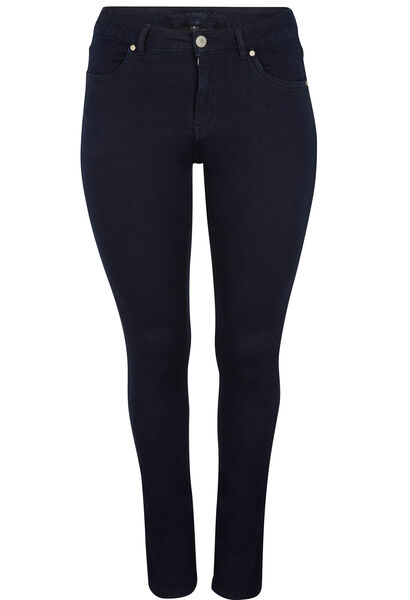 Jeans 5 poches skinny - Marine