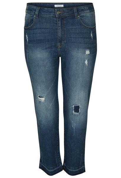 Jeans court - Denim