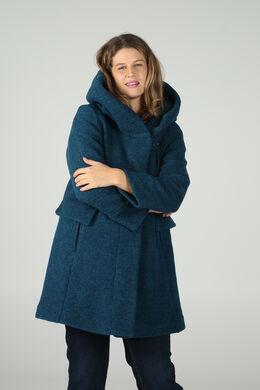 Manteau en laine, Canard