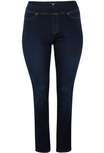 Jegging coupe slim en jeans - Denim