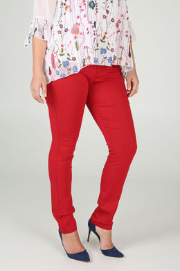 Jegging uni, Orange