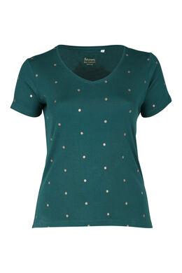 T-shirt coton biologique, Vert