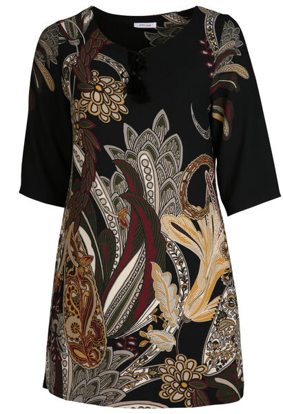 Robe housse - Noir