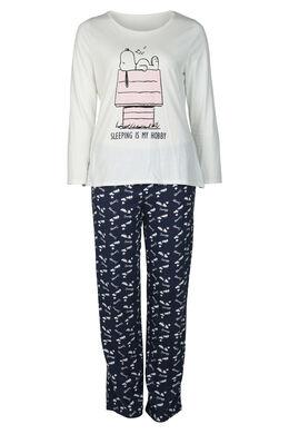 Ensemble de pyjama snoopy, Marine