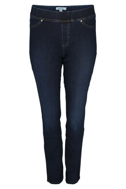 Jegging en jeans, Denim