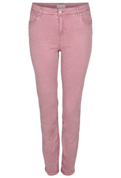 Pantalon 5 poches - Vieux rose