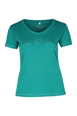 T-shirt, emeraude