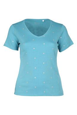 T-shirt coton biologique, Ciel