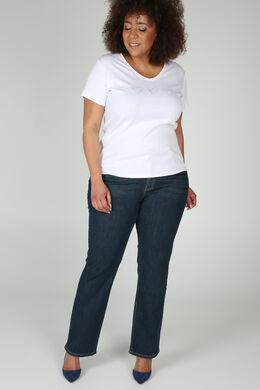Jeans 5 poches, Denim