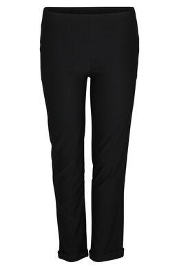 Pantalon stretch, Noir