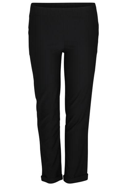 Pantalon stretch - Noir