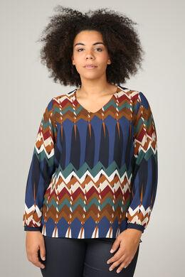 Chemisiers et blouses grandes tailles pour femmes - Paprika 13754fe57926