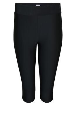 Legging maillot, Noir