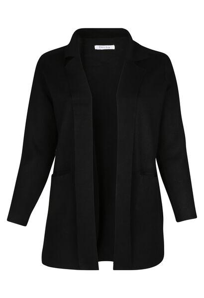Gilet veste - Noir