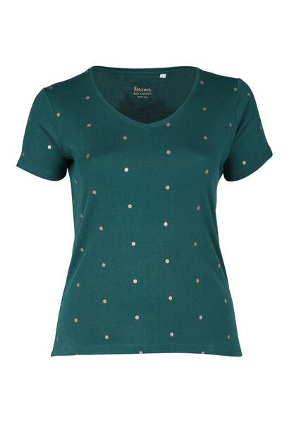 T-shirt coton biologique - Vert