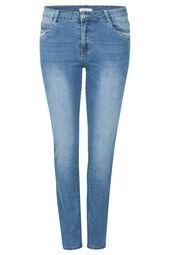 Jeans slim détails sequins