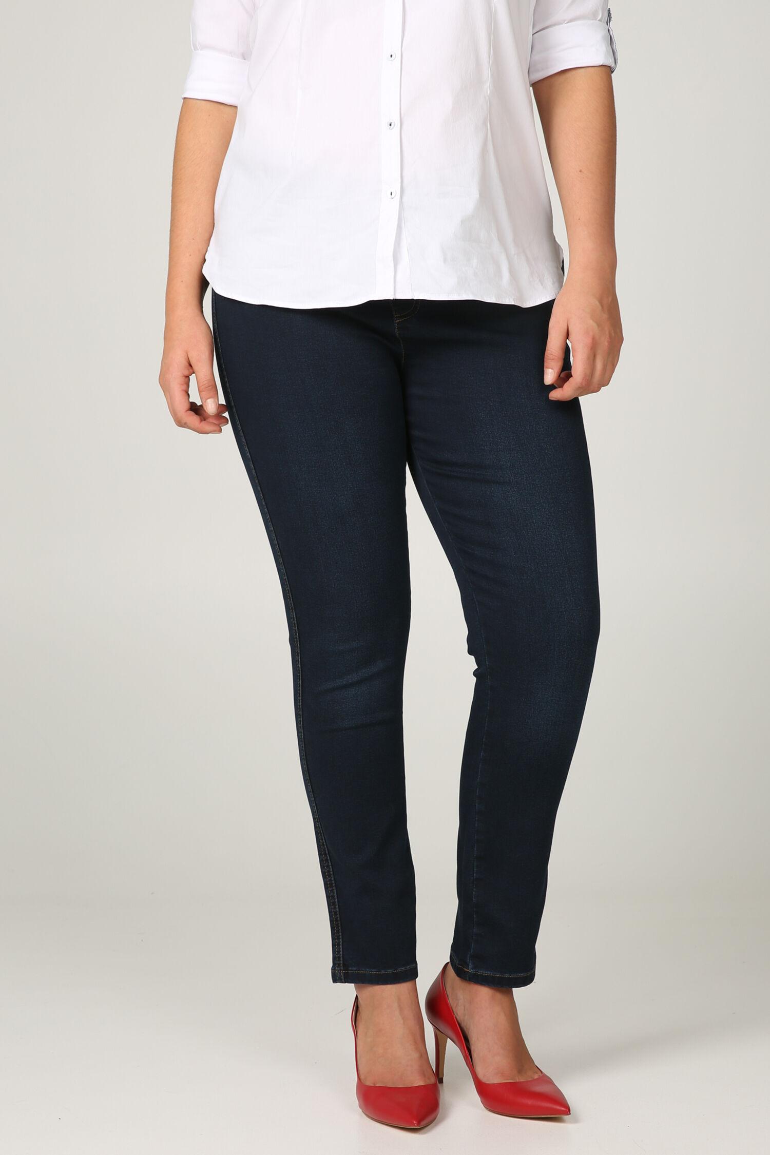 Jegging 34 Extra Jeans Long Slim Longueur n0Nwvm8