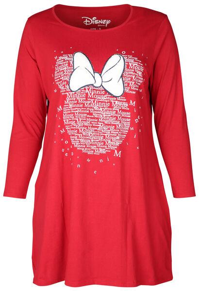 Robe de nuit Minnie - Rouge