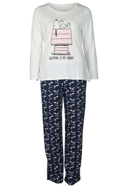 Ensemble de pyjama snoopy - Marine