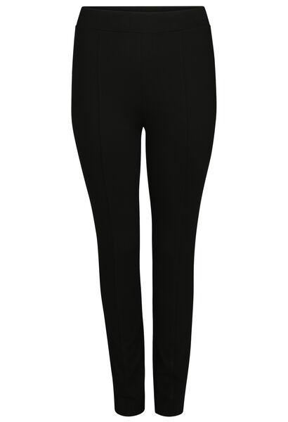 Pantalon maille milano - Noir