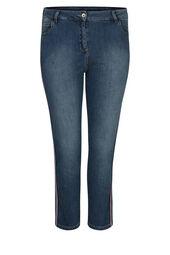 Jeans 7/8 bandes sportswear