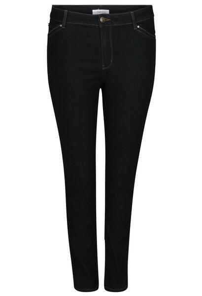 Jeans slim foncé - Dark denim