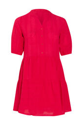 Robe tunique en coton