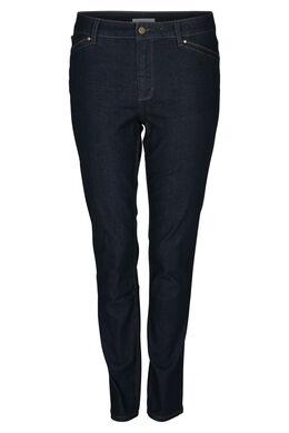 Jeans slim 5 poches, Denim