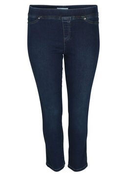 Jegging en jeans 7/8e, Denim