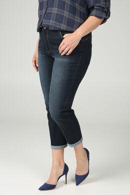 Jeans slim 7/8 magic up, Denim