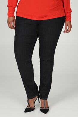 Jeans slim foncé, Dark denim