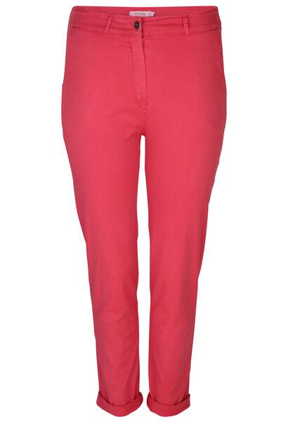 Pantalon en coton - Fushia