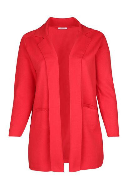 Gilet veste - Rouge