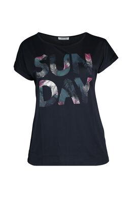 """T-shirt """"Sun day"""", Marine"""