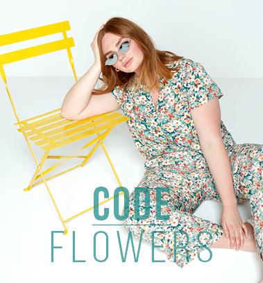 Code Flowers